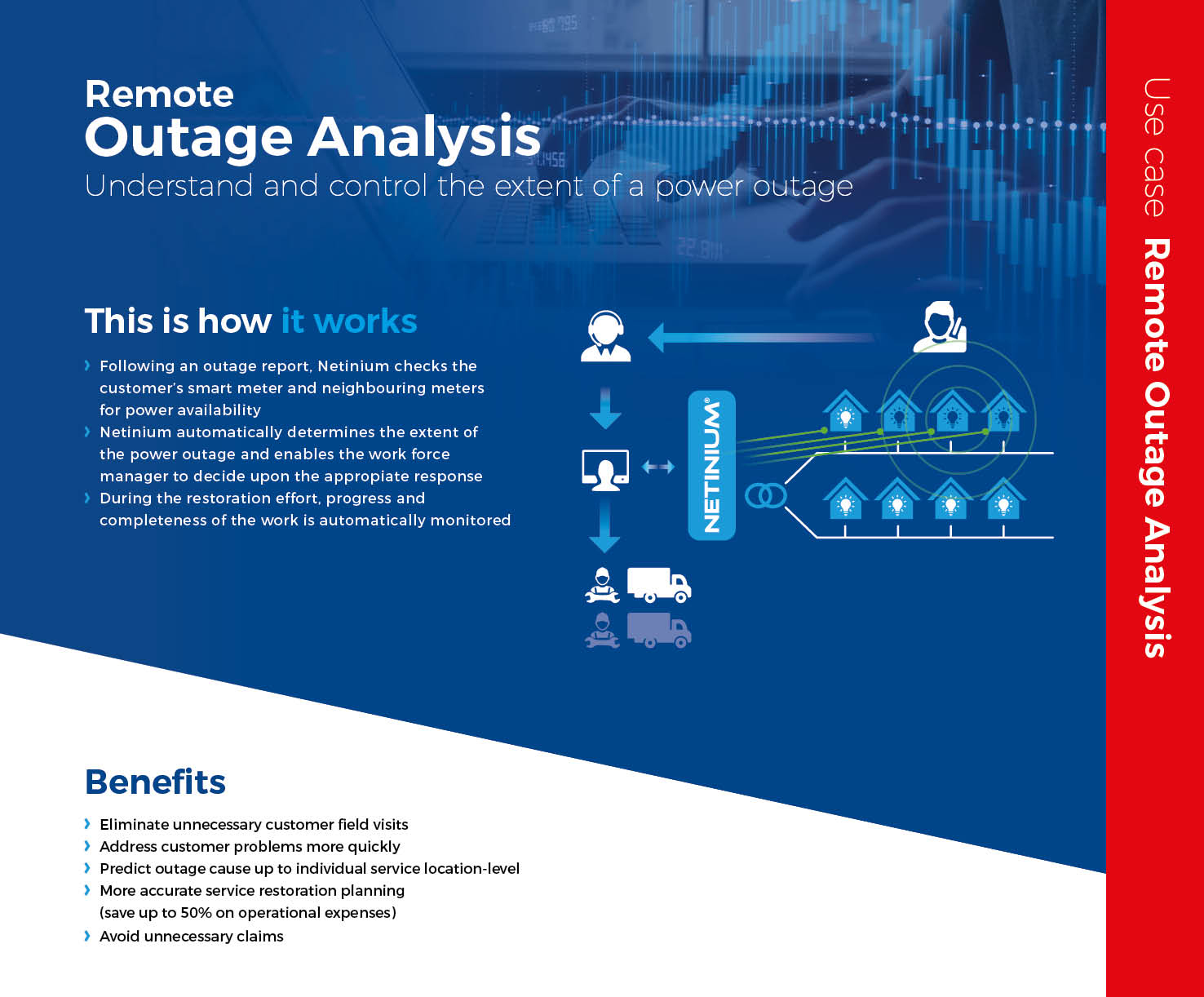 Remote Outage Analysis